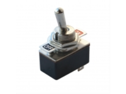 Toggle Switch 2P ON-OFF Ø12mm