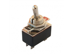 Toggle Switch 4P ON-OFF Ø12mm